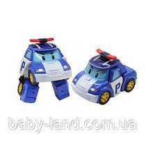 Іграшка трансформер Робокар Поллі 83608 (Blue)