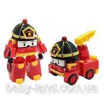 Іграшка трансформер Робокар Поллі 83608 (Red)