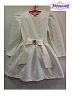 """Платье для девочки """"Нюша5""""_3, упаковка 4 штуки, рост от 104 до 122 см"""
