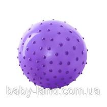 Мяч массажный MS 0021 3 дюйма (Фиолетовый)