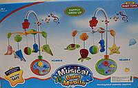 Мобиль заводной MUSICAL BABY MOBILE