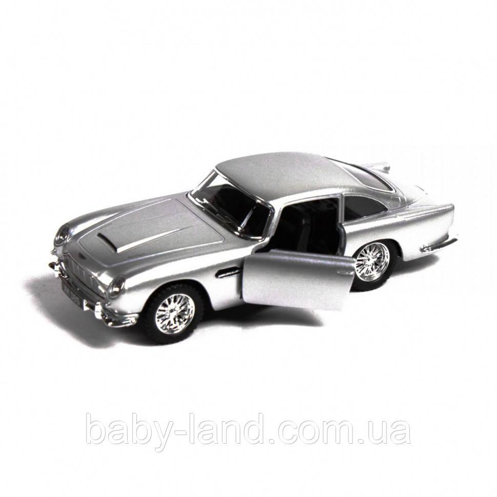 Модель легкова KT5406W Aston Martin Vulcan (Сріблястий)
