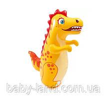 Надувная фигура животного для плавания 44669, 3 вида (Динозавр)