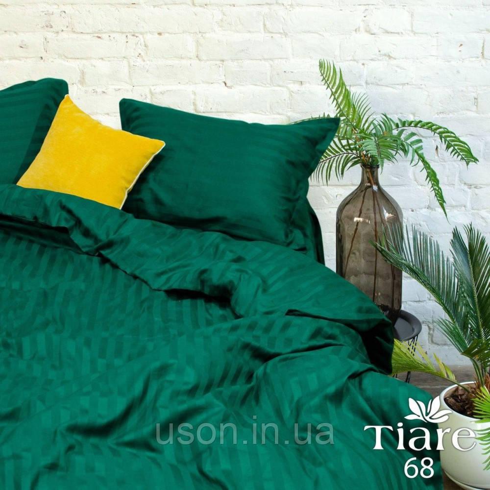 Комплект постельного белья сатин Stripe ТМ Вилюта Tiare 68