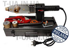 Паяльник для пластикових труб 20-32 Stromo з цифровим керуванням!