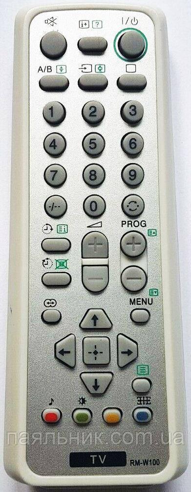 Пульт для телевизора SONY  RM-W100