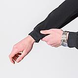 Чоловіча демісезонна куртка, чорного кольору Philipp Plein., фото 5