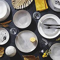 Гранітний столовий набір Luminarc Diwali Sketch 19 предметів (q0217)