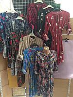 Женское платье рукав-трансформер норма размер 42-46,принт уточняйте при заказе