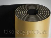 Вспененный каучук 10 мм с липким слоем (самоклейка)