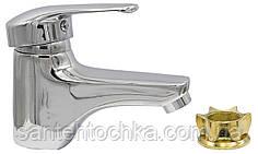 Sevilla-C011 змішувач для раковини без підв. M10 (к. 40)