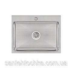 KRP Gebürstet-5843HM (3.0/1.0 мм) 215  інтегрована кухонна мойка