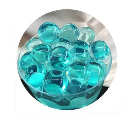 Шарики орбиз 50000 шт. небесно-голубого цвета (гидрогелевые шарики), фото 2