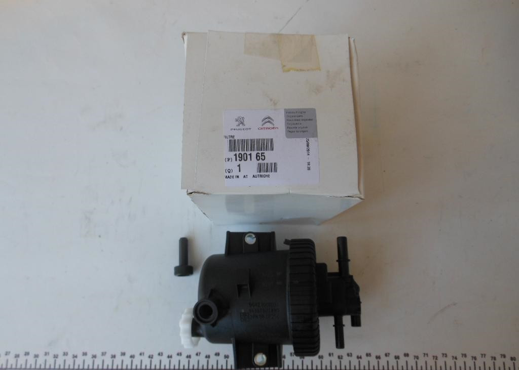 Корпус топливного фильтра Peugeot Expert 2.0HDI
