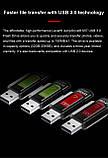 USB флешка Lexar S57 32 Gb USB 3.0 JUMPDRIVE 130 МБ/с, фото 7