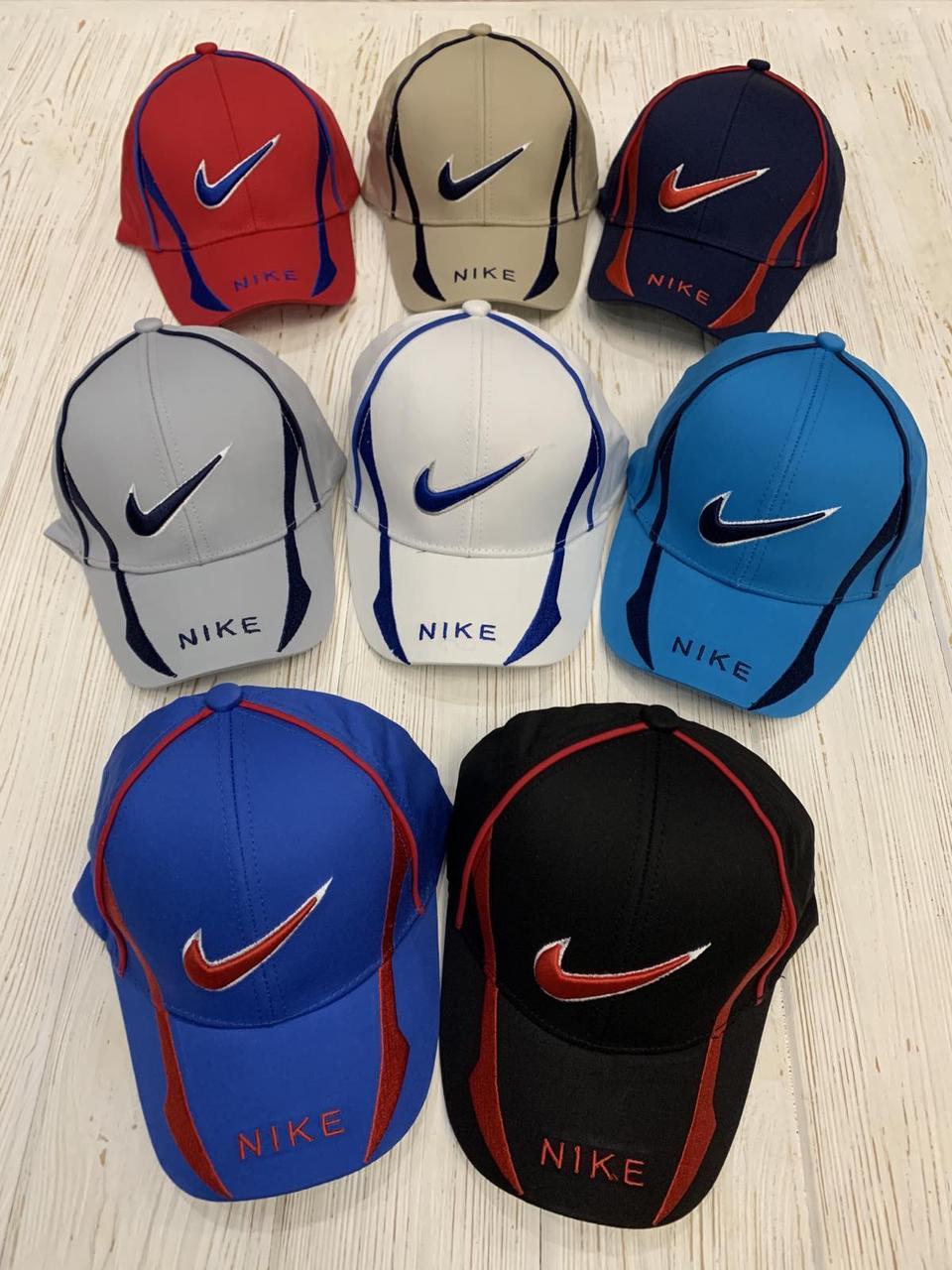 """Кепка дитяча для хлопчика ХБ """"Nike"""" 54 см Колір вказуйте при замовленні"""