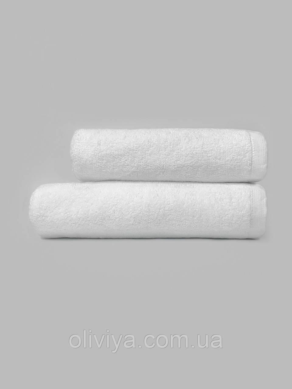 Набор махровых полотенец для отеля