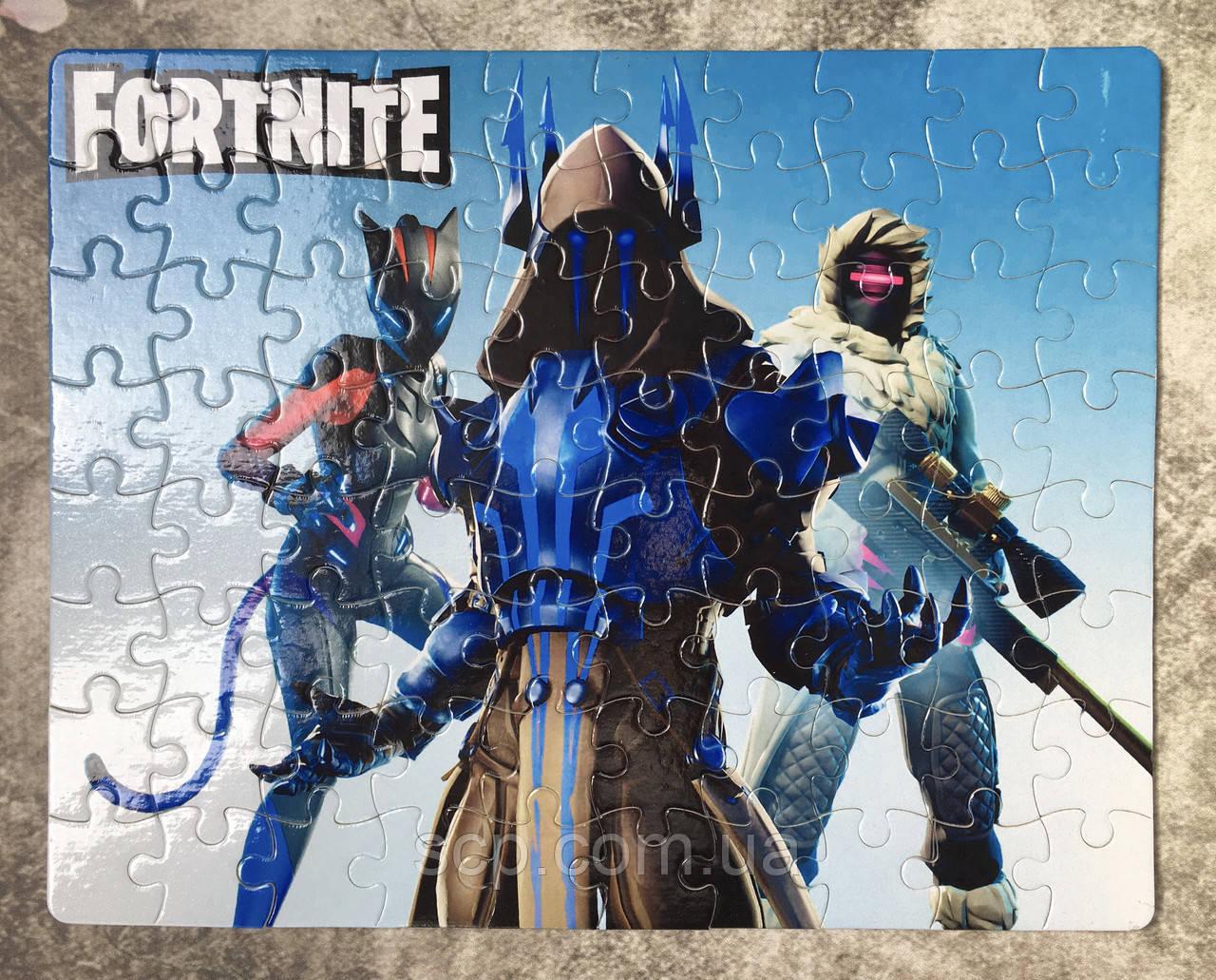Пазл Fortnite (Фортнайт)