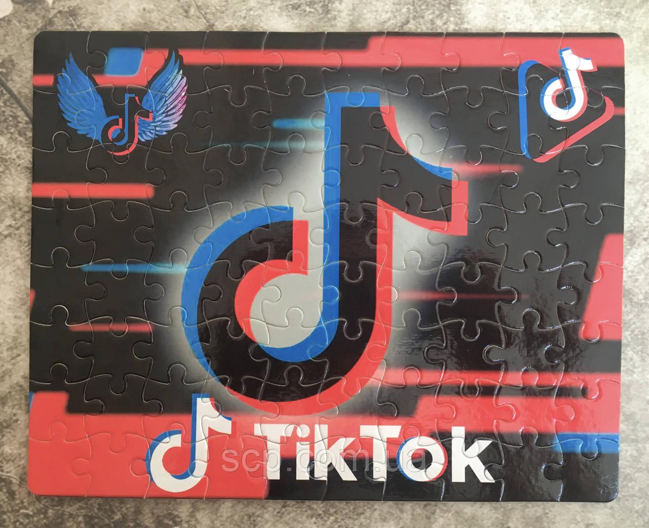 Пазл TikTok (ТикТок)