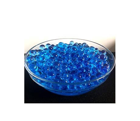 Шарики орбиз 50000 шт. темно-синего цвета (гидрогелевые шарики), фото 2