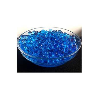 Шарики орбиз 50000 шт. темно-синего цвета (гидрогелевые шарики)