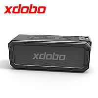 Портативная блютуз клонка Xdobo X3 Pro (Черная) USB, стерео акустика, колонки на телефон, беспроводная колонка