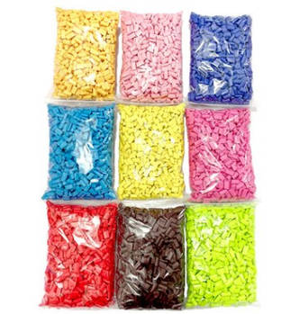 Foam chunks голубые (30 шт.)