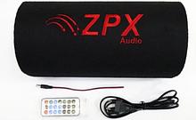 Активний сабвуфер в автомобіль 600Вт Car Subwoofer Speaker ZPX ZX-6SUB