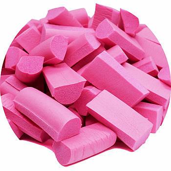 Foam chunks розовые (30 шт.)