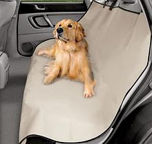 Захисний килимок в машину для собак PetZoom, килимок для тварин в автомобіль, чохол для перевезення