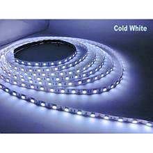 Світлодіодна стрічка LED 5050 - 12W 5 метрів White