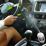Увлажнитель воздуха Car Charger Humidifier, фото 4