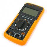 Мультиметр DT-9205A цифровой, фото 2