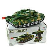 Танк-трансформер детская игрушка 388-44, фото 2