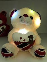 М'яка іграшка світиться ведмедик Тедді