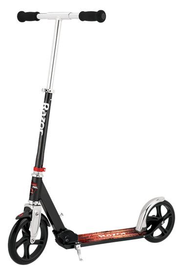 Самокат Razor A5 Lux black