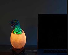 Нічний світильник Elite - динозавр EL-543-12