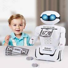 Дитяча електронна скарбничка Robot PIGGY BANK