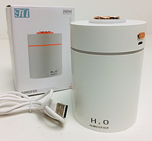 Зволожувач повітря Humidifier Н1 Білий