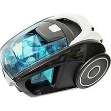 Пилосос Crownberg CB-0112 2600W 1,5 L Blue + ТУРБОЩІТКА