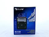 Радіоприймач GOLON RX-9100 з MP3, USB+SD, Портативне Радіо, фото 5