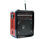 Радіоприймач GOLON RX-9100 з MP3, USB+SD, Портативне Радіо, фото 8