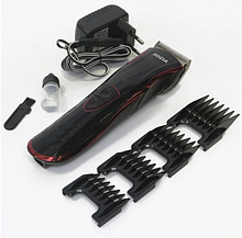 Бездротова машинка для стрижки волосся Rozia HQ-222