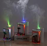 Зволожувач повітря і нічник (2в1) прозора чашка прикраса Humidifier, фото 2