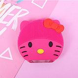 Щітка для очищення обличчя Kitty Mini2, фото 2