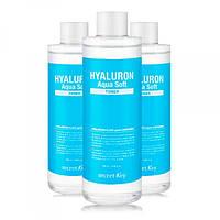 Мягкий тонер-пилинг 500 мл Secret Key Hyaluron Aqua Soft Toner
