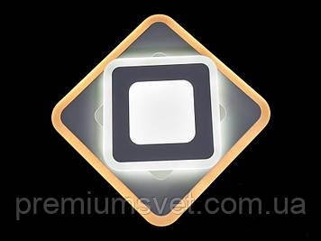 Светодиодный светильник настенно-потолочный 22W   8482/200