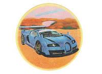 Вафельные картинки — Машинки — 14,5 см