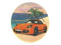 Вафельні картинки — Машинки — 14,5 см