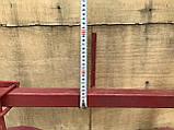 Дисковый окучник Булат Ф-370 (двойная сцепка 800 мм,круглые стойки), фото 8